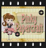 Pink Papercraft